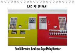 Kapstadt Bo-Kaap (Tischkalender 2020 DIN A5 quer) von Affeldt,  Uwe