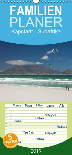 Kapstadt – Südafrika – Familienplaner hoch (Wandkalender 2019 , 21 cm x 45 cm, hoch) von Schickert,  Peter