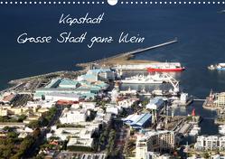 Kapstadt (Wandkalender 2021 DIN A3 quer) von sasowewi