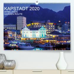 Kapstadt, Winelands und Garden Route (Premium, hochwertiger DIN A2 Wandkalender 2020, Kunstdruck in Hochglanz) von Dieterich,  Werner