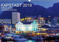 Kapstadt, Winelands und Garden Route (Wandkalender 2019 DIN A3 quer) von Dieterich,  Werner