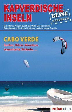 Kapverdische Inseln-Reiseführer von Gottschall,  Christiane, Heilig,  Sabine, Klemann,  Manfred