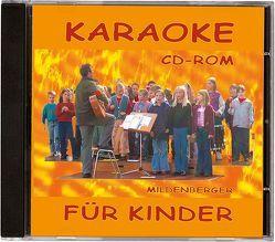 Karaoke für Kinder von Huber,  Oliver, Schlegel,  Kurt