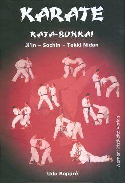 Karate Kata-Bunkai von Boppre,  Udo