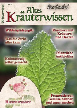Karfunkel Altes Kräuterwissen Nr.3 von Beckers-Dohlen,  Claudia
