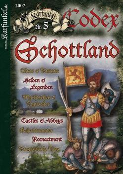 Karfunkel Codex Nr. 5: Schottland von Beckers-Dohlen,  Claudia