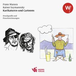 Karikaturen und Comics von Mazura,  Franz, Szymannsky,  Rainer