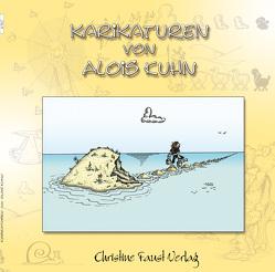 Karikaturen von Alois Kuhn von Faust,  Christine, Kuhn,  Alois