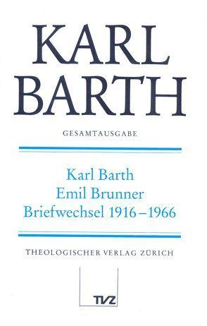 Karl Barth Gesamtausgabe von Barth,  Karl, Busch,  Eberhard