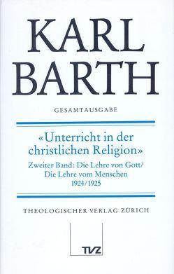 Karl Barth Gesamtausgabe von Barth,  Karl, Drewes,  Anton, Reiffen,  Hannelotte, Stoevesandt,  Hinrich