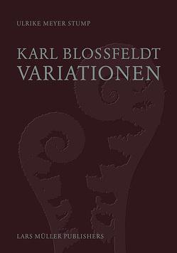 Karl Blossfeldt: Variationen von Meyer-Stump,  Ulrike