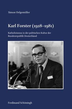 Karl Forster (1928–1981) von Oelgemöller,  Simon