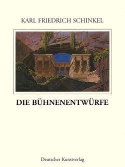 Die Bühnenentwürfe von Börsch-Supan,  Helmut, Harten,  Ulrike, Riemann,  Gottfried