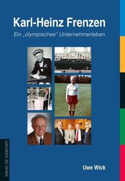 Karl-Heinz Frenzen von Wick,  Uwe