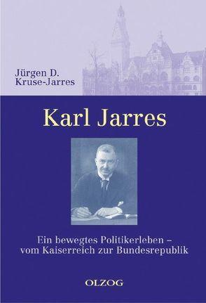 Karl Jarres von Kruse-Jarres,  Jürgen D