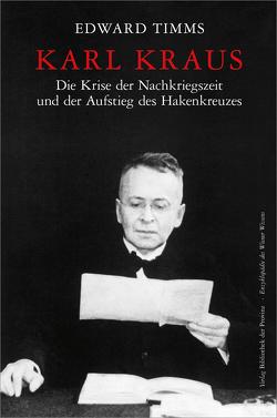 Karl Kraus von Timms,  Edward