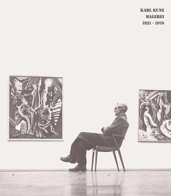 Karl Kunz Malerei 1921-1970 von Enzweiler,  Jo, Kunz,  Wolfgang, Maas,  Claudia