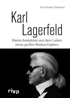 Karl Lagerfeld von Spöcker,  Christoph