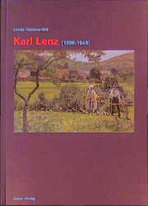 Karl Lenz (1898-1948) von Glöckner-Will,  Ursula