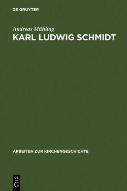 Karl Ludwig Schmidt von Mühling,  Andreas