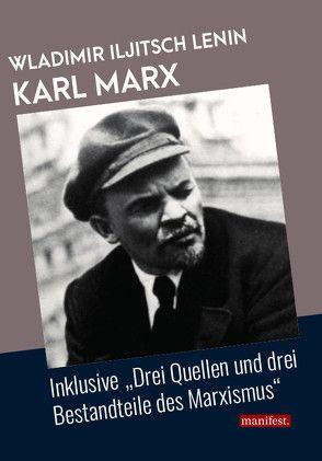 Karl Marx von Lenin,  Wladimir Iljitsch