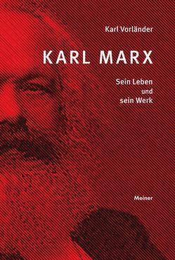 Karl Marx von Vorländer,  Karl