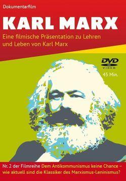 KARL MARX von Marxistisch-Leninistische Partei Deutschland,  MLPD