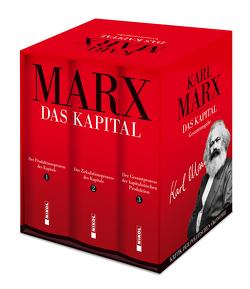 Karl Marx: Das Kapital (Vollständige Gesamtausgabe) von Marx,  Karl