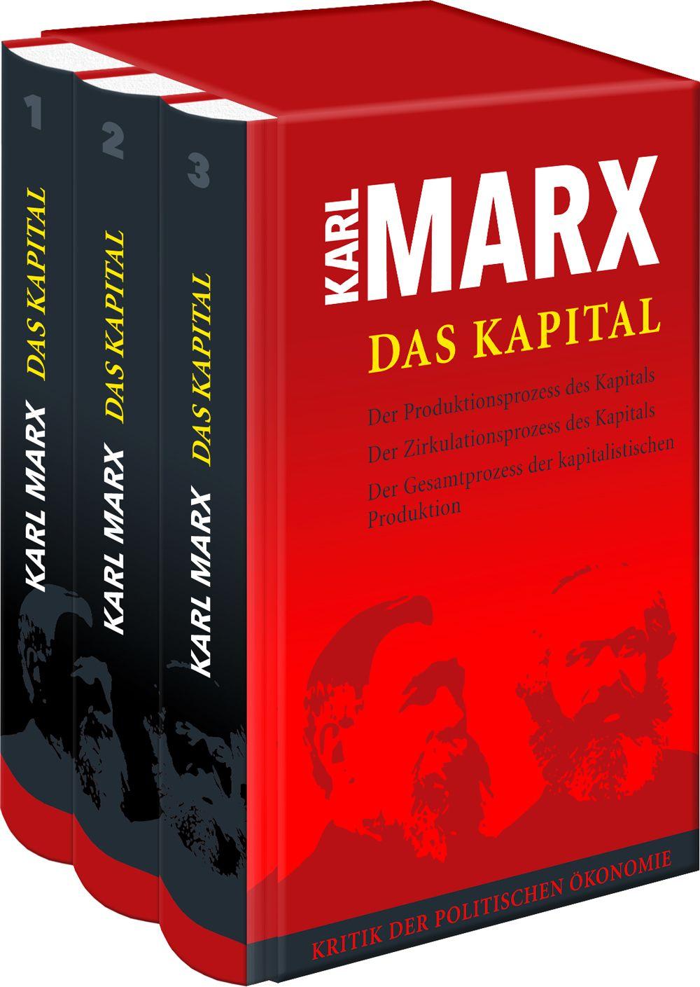 Karl Marx Das Kapital Vollständige Gesamtausgabe Von Marx Karl 3