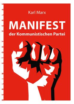 Karl Marx: Manifest der Kommunistischen Partei von Giebel,  Wieland