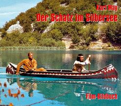 Karl May. Der Schatz im Silbersee. Film-Bildbuch von Petzel,  Michael