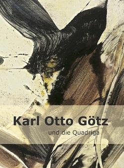 Karl Otto Götz und die Quadriga von Ksandr,  George, Maulberger,  Gabi, Maulberger,  Hans, Weber,  Carolin