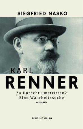 Karl Renner von Nasko,  Siegfried