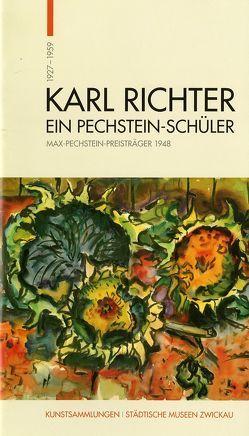 Karl Richter von Lewey,  Petra