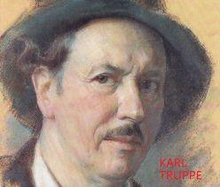 Karl Truppe 1887-1959 von Thun-Hohenstein,  Pio