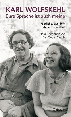 Karl Wolfskehl von Czapla,  Ralf Georg