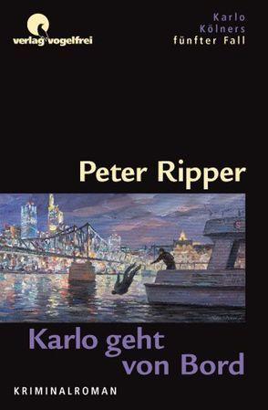 Karlo geht von Bord von Ripper,  Peter