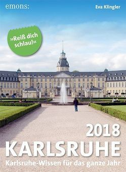 Karlsruhe 2018 von Klingler,  Eva