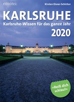 Karlsruhe 2020 von Klingler,  Eva