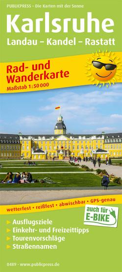 Karlsruhe, Landau – Kandel – Rastatt
