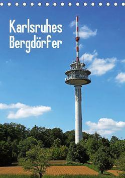 Karlsruhes Bergdörfer (Tischkalender 2019 DIN A5 hoch) von Eppele,  Klaus