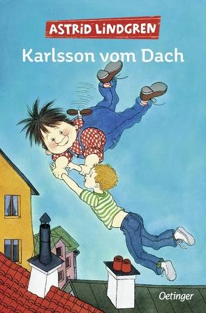Karlsson vom Dach 1 von Dohrenburg,  Thyra, Lindgren,  Astrid, Wikland,  Ilon