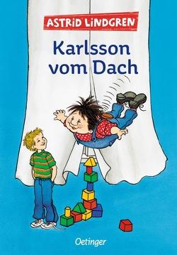 Karlsson vom Dach von Dohrenburg,  Thyra, Lindgren,  Astrid, Wikland,  Ilon