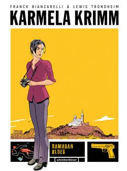 Karmela Krimm von Franck,  Biancarelli, Lewis,  Trondheim