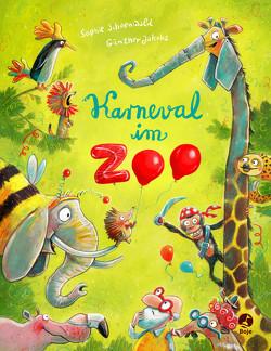 Karneval im Zoo von Jakobs,  Günther, Schoenwald,  Sophie