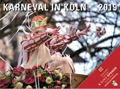 Karneval in Köln 2019 von Badura,  Joachim, Bieck,  Stefan, Rieger,  Joachim