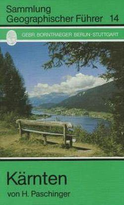 Kärnten von Paschinger,  Herbert
