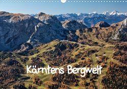 Kärntens Bergwelt (Posterbuch DIN A3 quer) von Wunderlich,  Simone