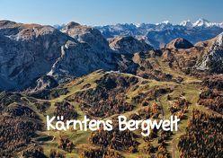 Kärntens Bergwelt (Posterbuch DIN A4 quer) von Wunderlich,  Simone