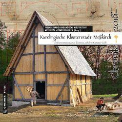 Karolingische Klosterstadt Meßkirch – Chronik 2018